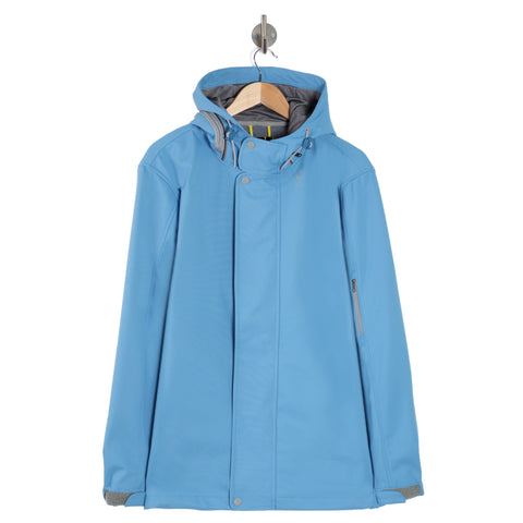 OUTDOORS Light Chambray Hooded Jacket