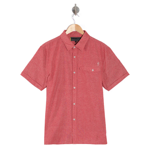 DEMAND Red Alert short sleeve shirt