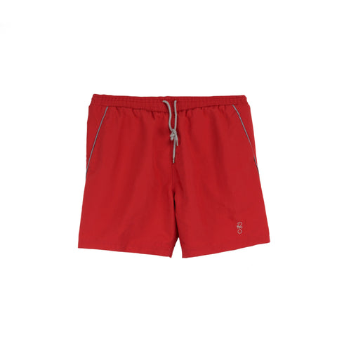 DROP Red Alert Swim Shorts