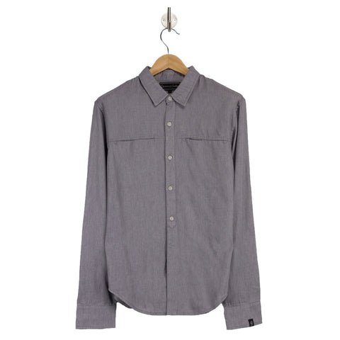 RESTATE Harrier Grey Long Sleeve Shirt