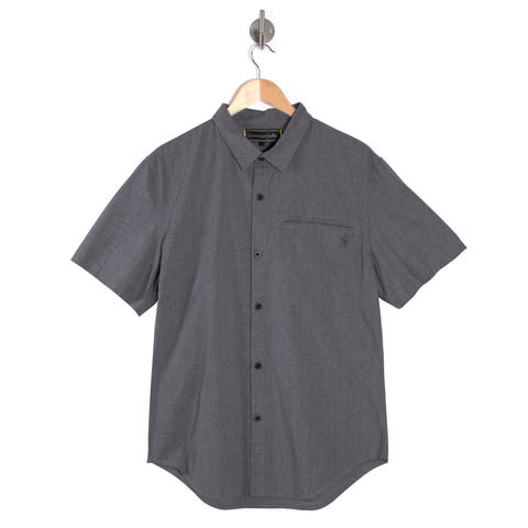 RECRUIT Grey Mist short sleeve shirt