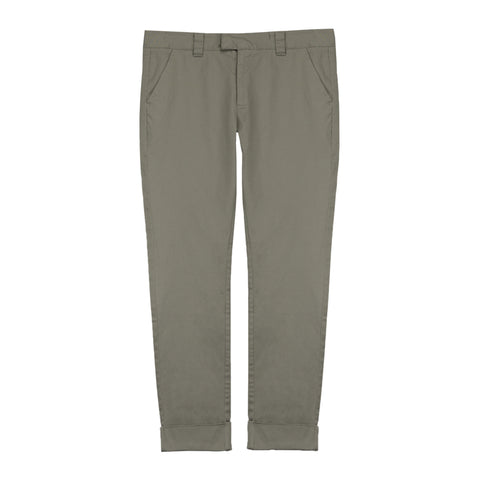 TAPER LITE Stone womens trousers