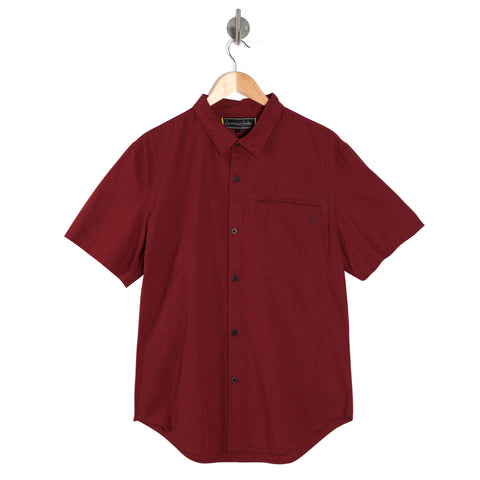 RECRUIT Red Alert short sleeve shirt