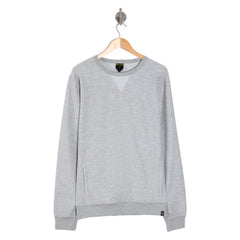 TRACE Salt & Pepper grey sweatshirt