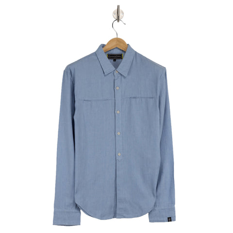 RESTATE Lite Chambray Long Sleeve Shirt