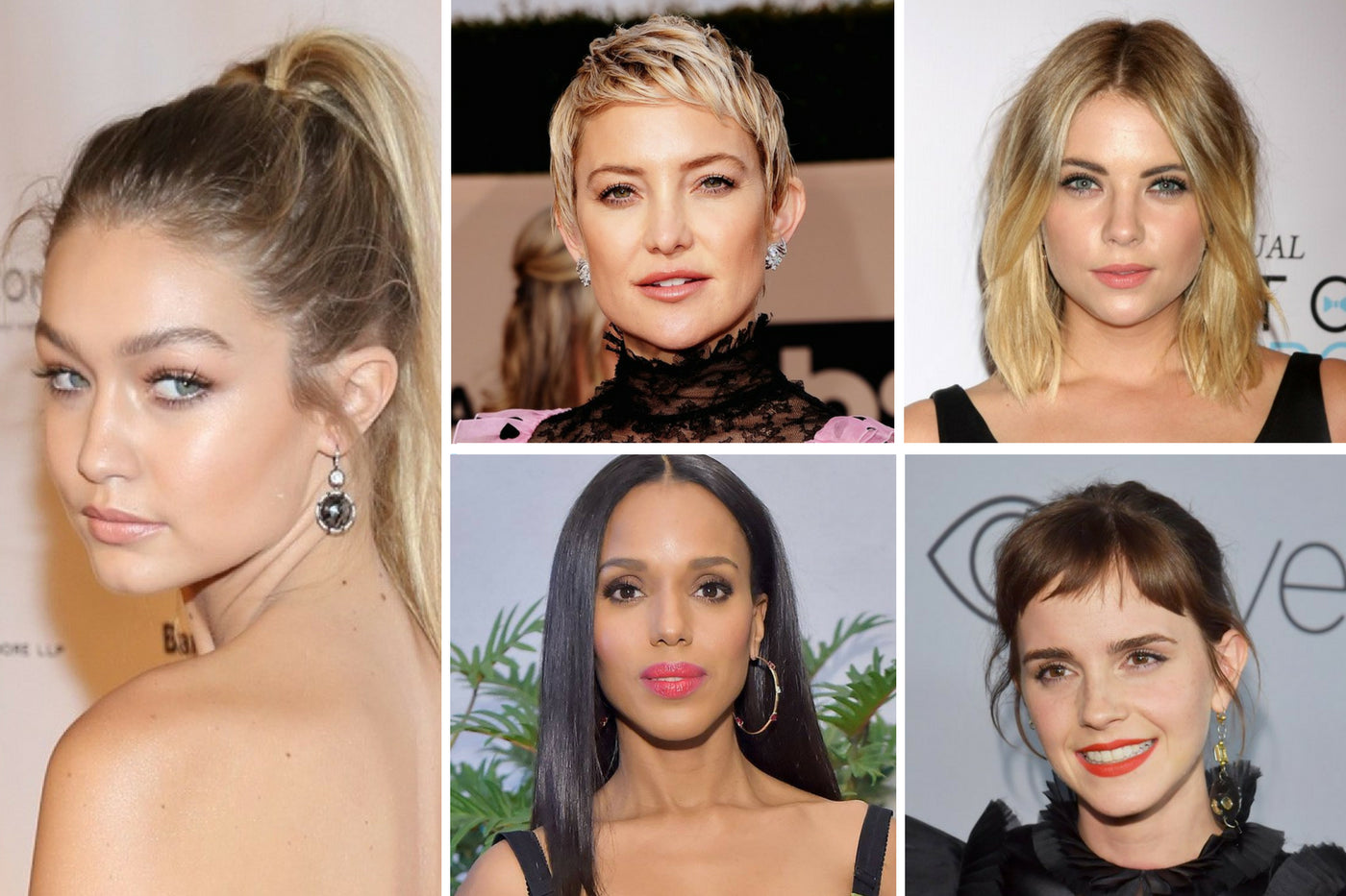 The Coolest Hairstyles for Spring 2018 - kosmify