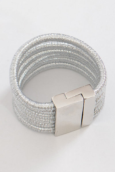 Multi Layer Shiny Bracelet