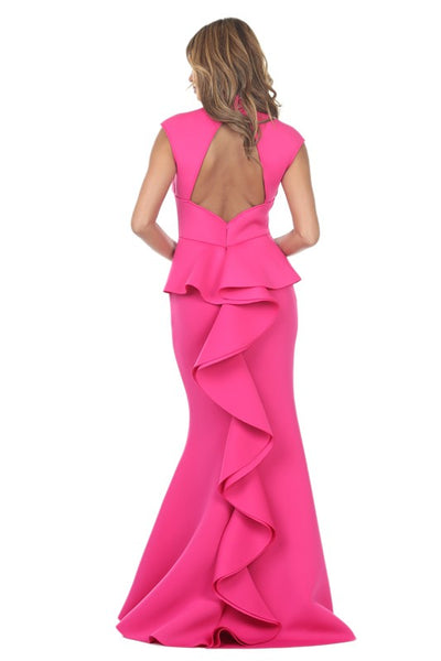 Lena Mermaid Maxi Dress