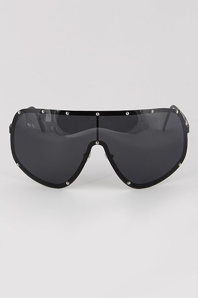 Aviator Oversize Sunglasses