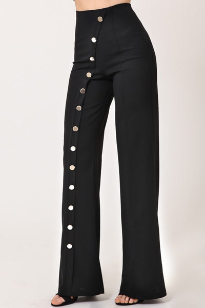 Felicia Button Down Pants