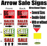 Arrow Signs for Sales
