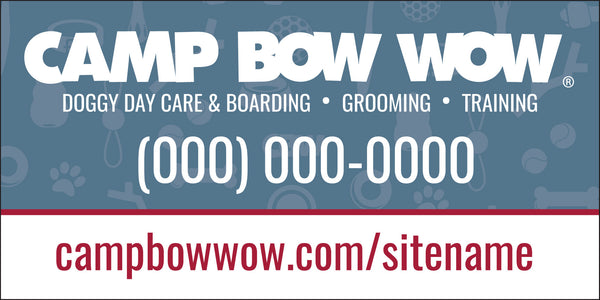 Camp Bow Wow - Banners and Magnetic Signs