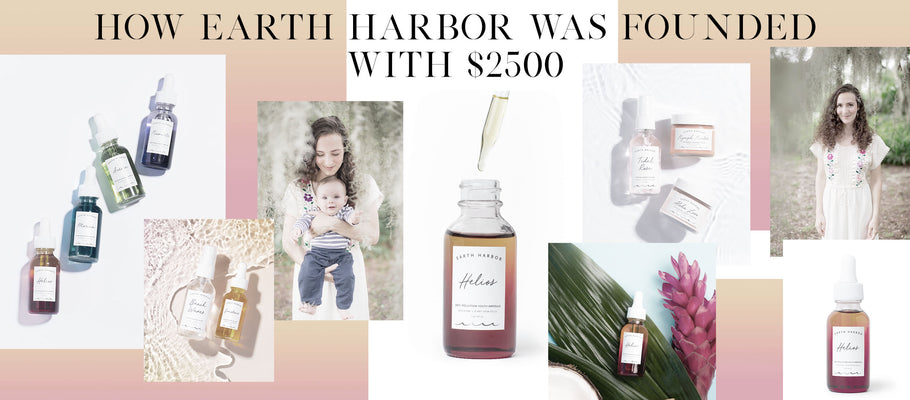 How Earth Harbor Was Founded With $2500