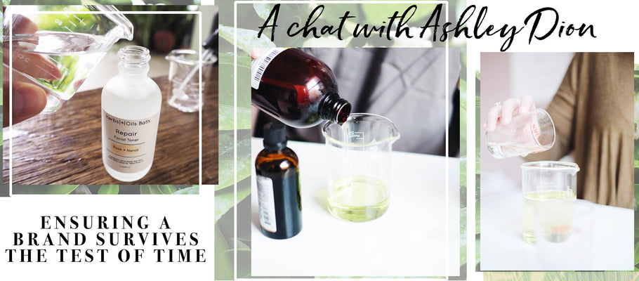 Herbs + Oils Bath: Everything you need to know about this month's favorite