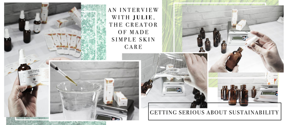From Seed & Soil to Solutions : An Interview with the Creators of Made Simple Skin Care