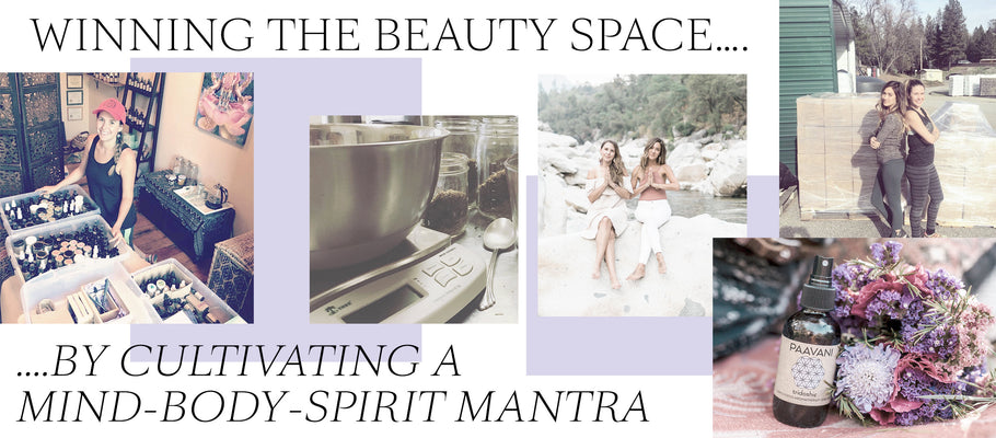 Winning The Beauty Space By Cultivating A Mind-Body-Spirit Mantra