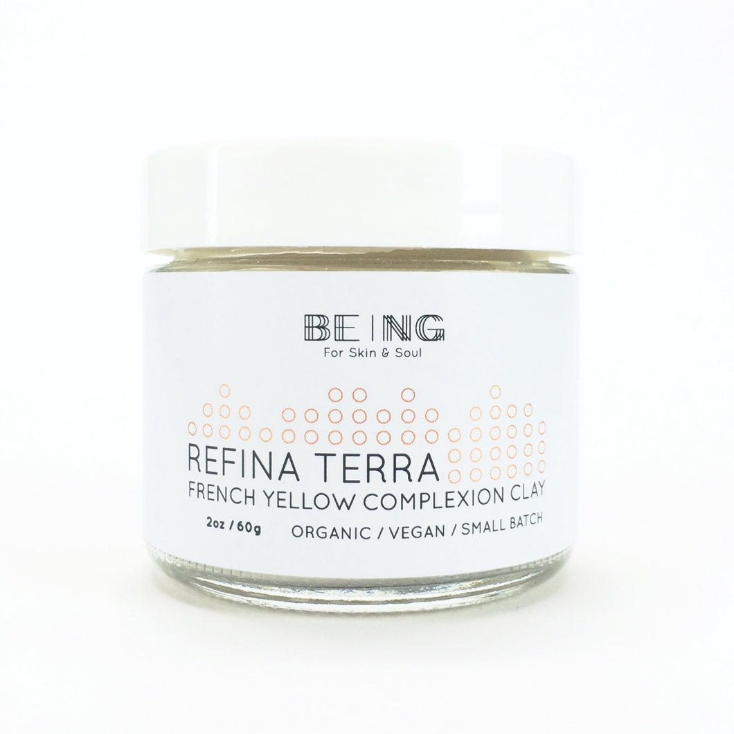 Refina Terra Complexion Clay - Nourish Beauty Box