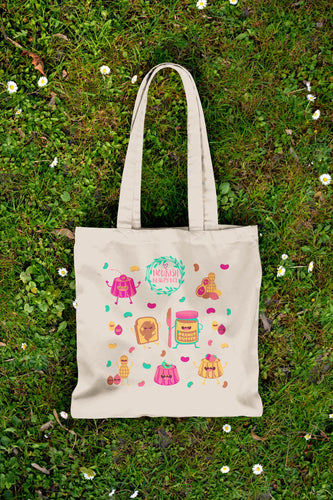 Eco-Friendly Canvas Tote - April 2016 - Nourish Beauty Box