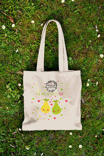 Eco-Friendly Canvas Tote - Feb 2016 - Nourish Beauty Box