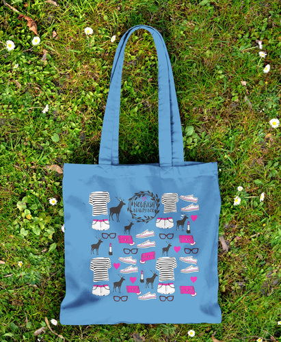 Eco-Friendly Canvas Tote - Nov 2015