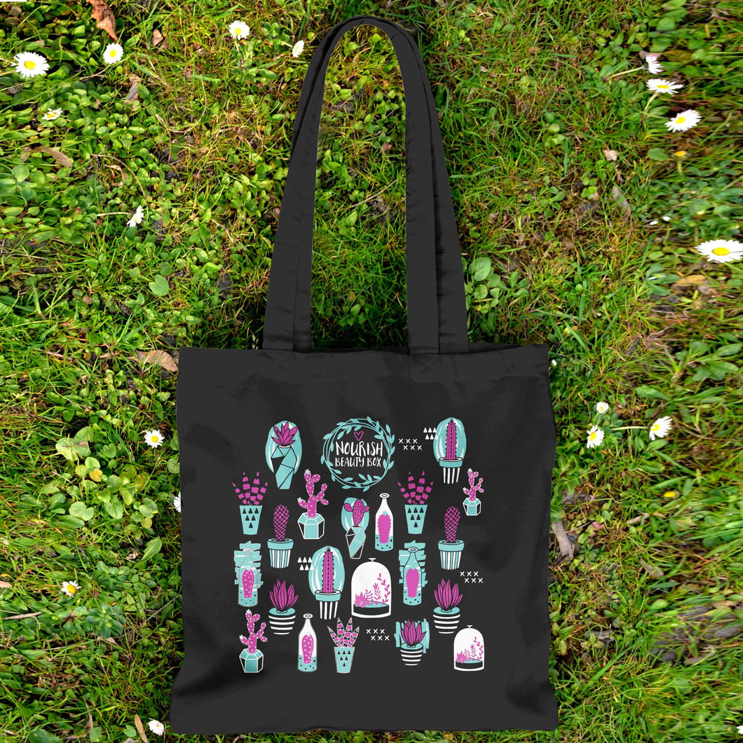Eco-Friendly Canvas Tote - Oct 2015