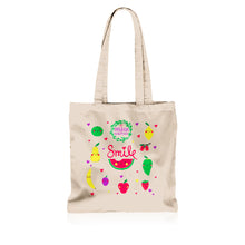 Load image into Gallery viewer, Eco-Friendly Canvas Tote - October 2016 - Nourish Beauty Box
