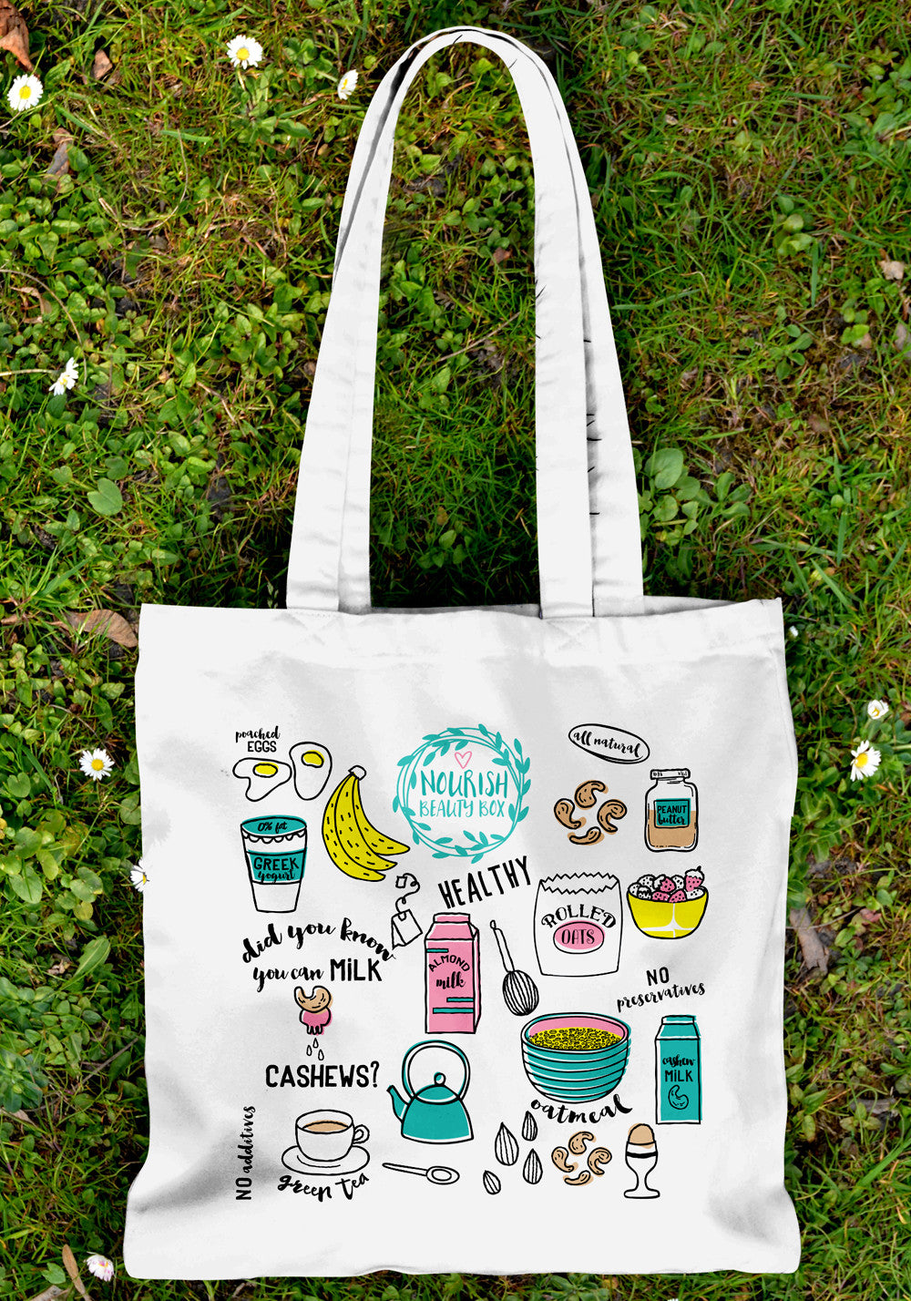 Eco-Friendly Canvas Tote - Sept 2015