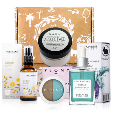 July 2018 Box - Nourish Beauty Box