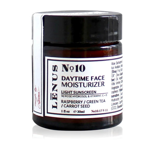No. 10 Day Face Moisturizer With Natural Sunscreen - Nourish Beauty Box