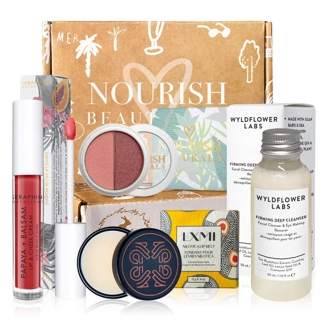 May 2019 box - Nourish Beauty Box