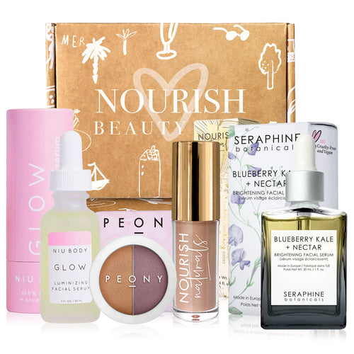 December 2019 box - Nourish Beauty Box