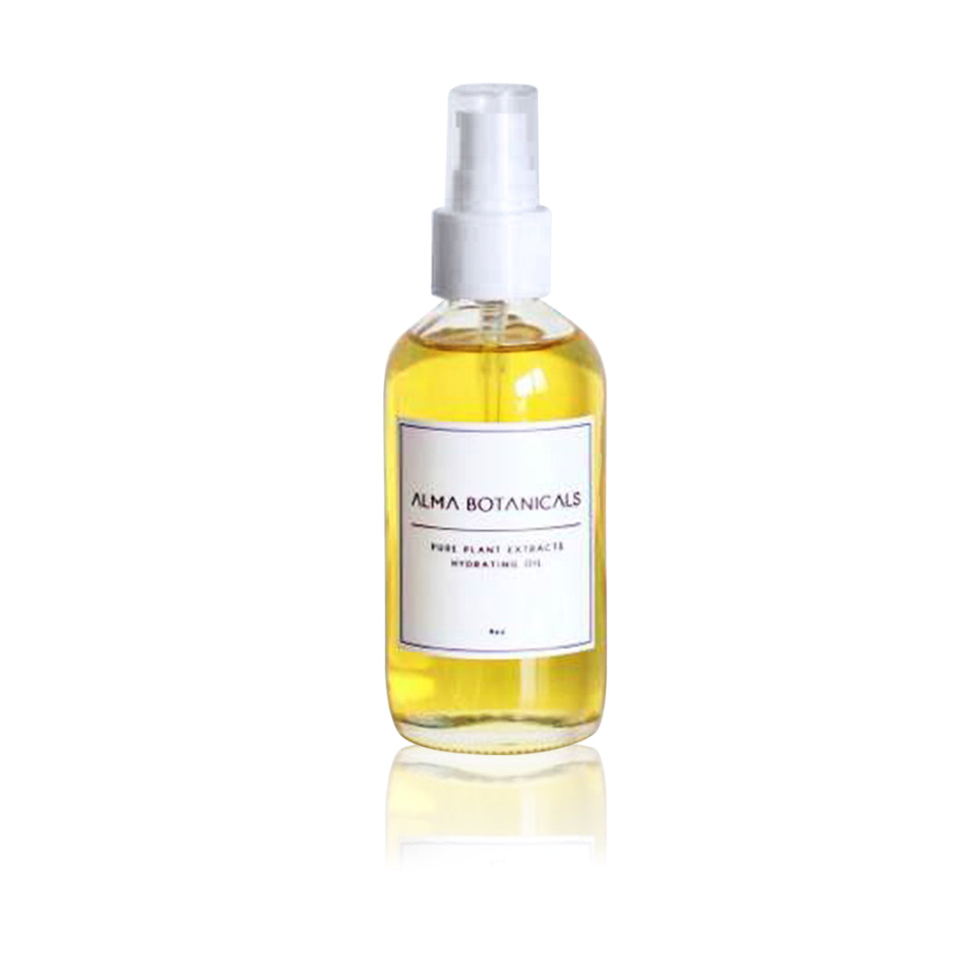 Pure Plant Extracts Hydrating Oil - Nourish Beauty Box