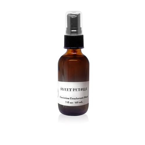 Sweet Petal Feminine Deodorant Spray in