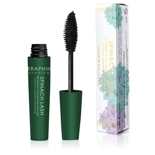 Spinach Lash - Reparative Volumizing Mascara - Nourish Beauty Box