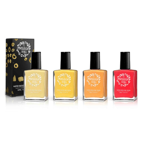 Nourish Nails Set - The Untamed Spirit - Nourish Beauty Box