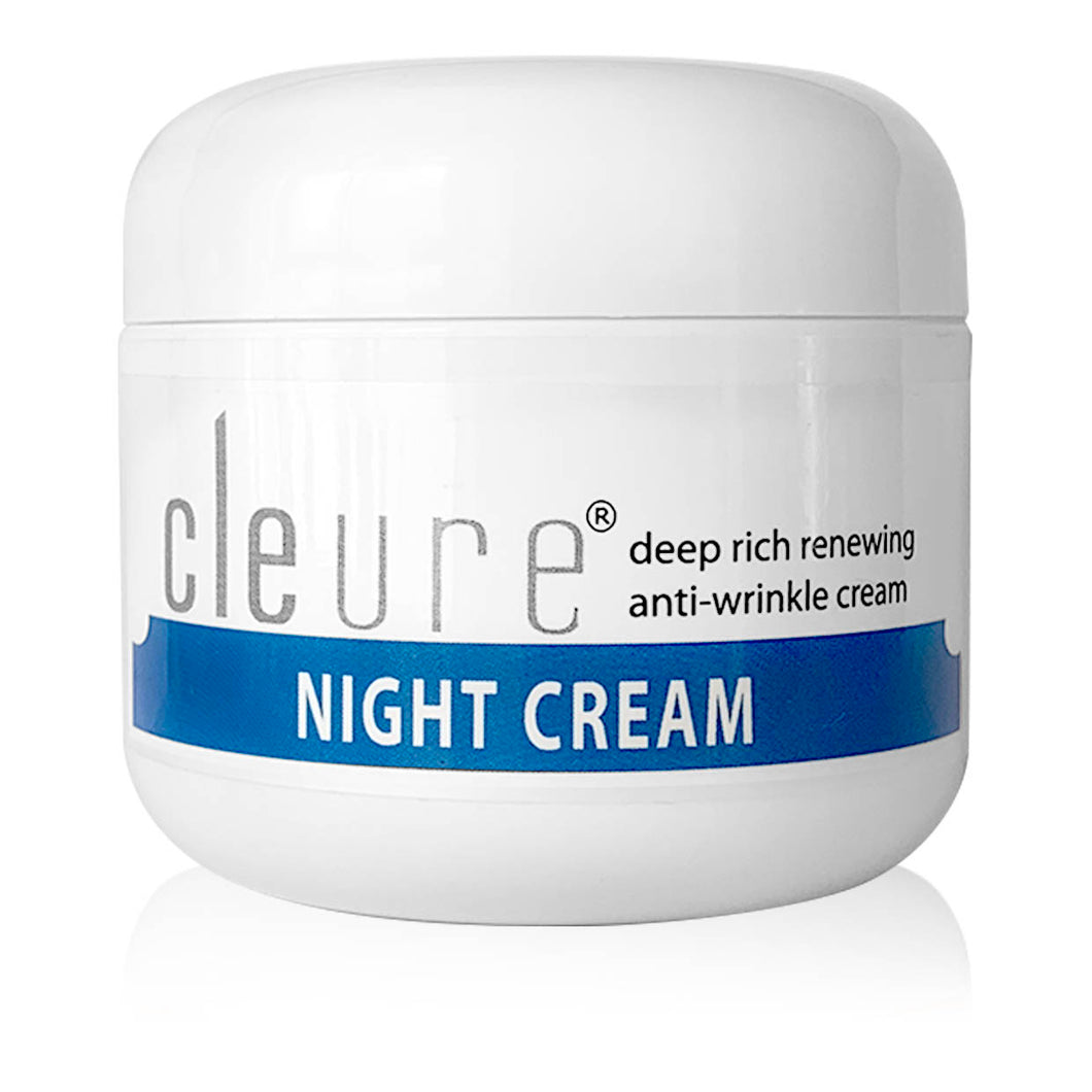 Night Cream : For Sensitive Skin - Nourish Beauty Box
