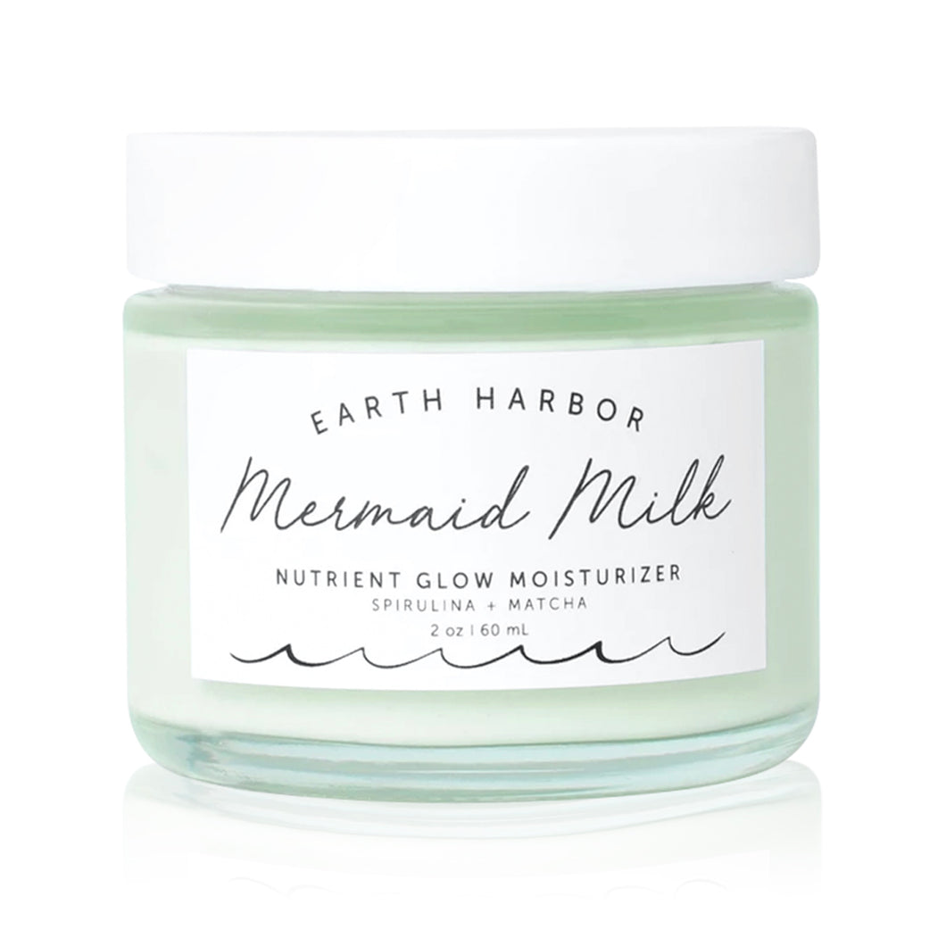 Mermaid Milk - Nutrient Glow Moisturizer - Nourish Beauty Box
