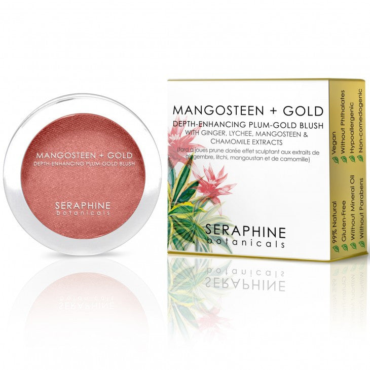 MANGOSTEEN + GOLD - Nourish Beauty Box