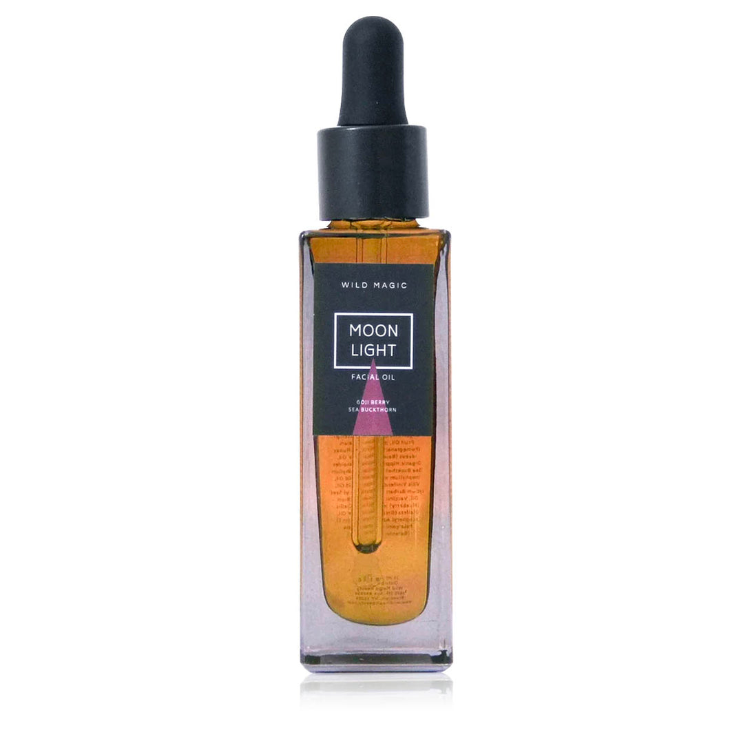 Moon Light - Goji Berry + Sea Buckthorn Facial Oil
