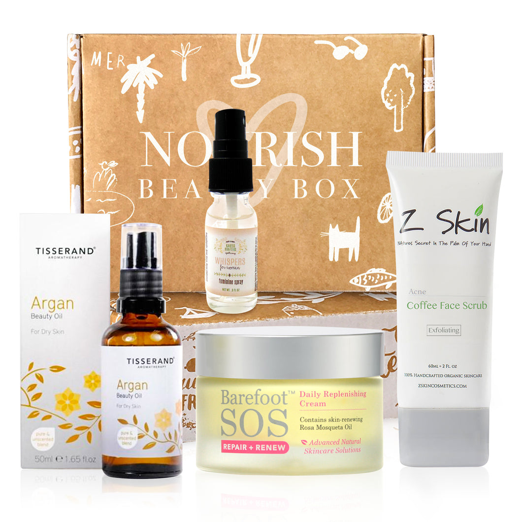 Ageless Curation - Nourish Beauty Box