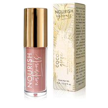Load image into Gallery viewer, Cocoa Glaze - cocoa butter glossy lip stain - Nourish Beauty Box