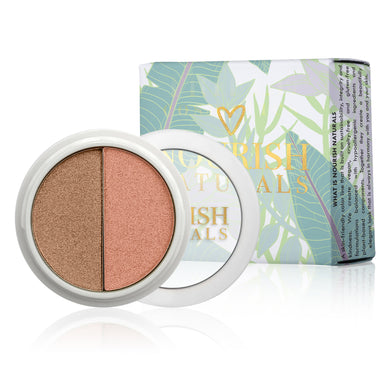 Eden - Bronzer Duo - Nourish Beauty Box