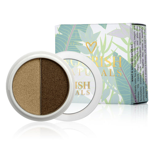 Glance - Eyeshadow Duo - Nourish Beauty Box