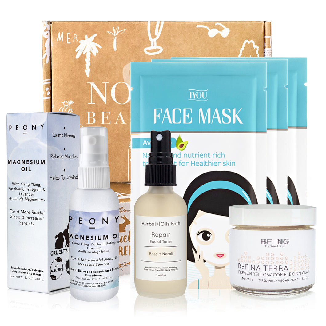 Purity Curation - Nourish Beauty Box
