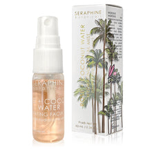 Load image into Gallery viewer, Rose + Coconut Water Hydrating Facial Mist