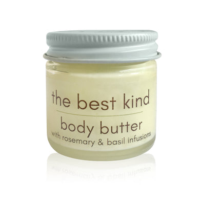 Whipped Body Butter - Nourish Beauty Box