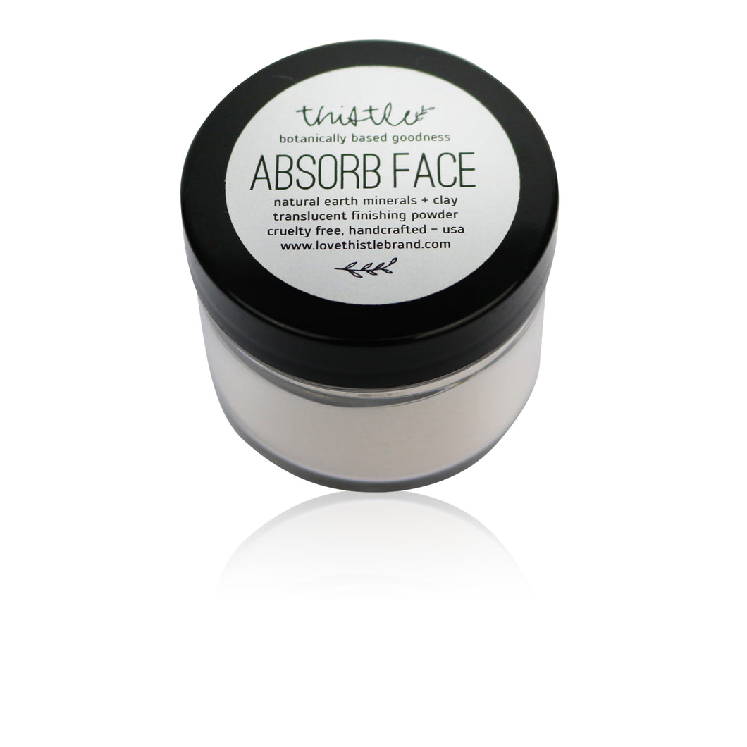 Absorb Face - Nourish Beauty Box