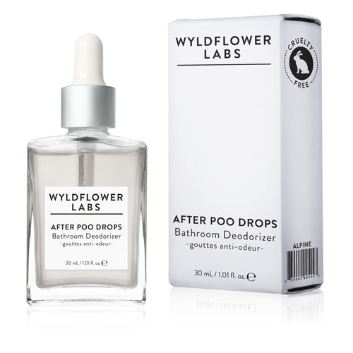 After Poo Drops - Bathroom Deodorizer - Nourish Beauty Box