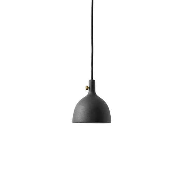 Menu - Pendel - Cast pendant shape 2, sort
