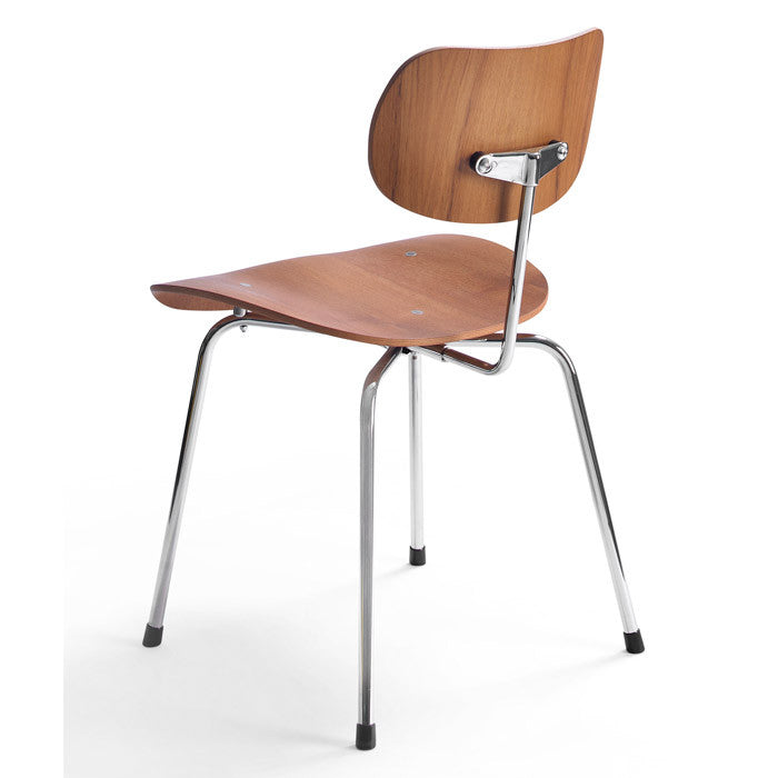 Please wait to be seated - Spisebordsstol - Dining chair SE68, Teak med krom stel